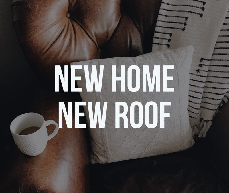 New Home New Roof