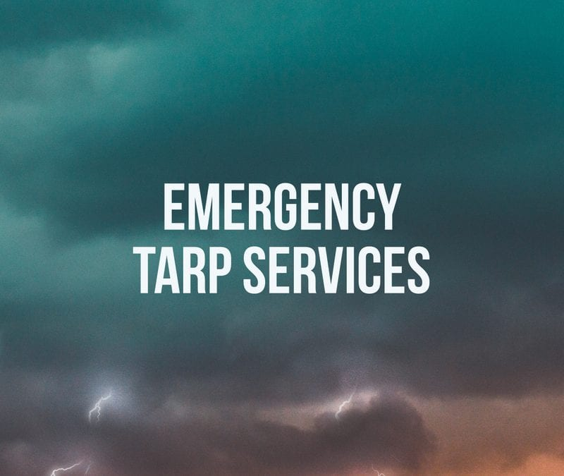 Emergency Tarp Services