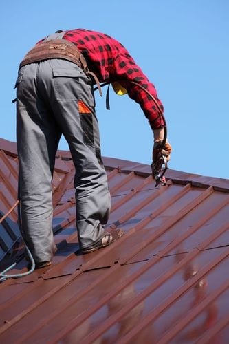 Essential Safety Tips for Getting On Top of Your Roof