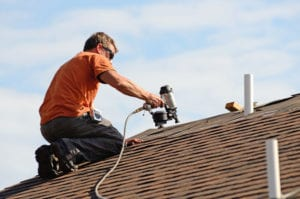 Roofing Companies Can Replace Curling Shingles Or Repair
