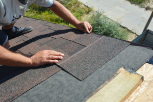 roofing minor repairs shingle replacement