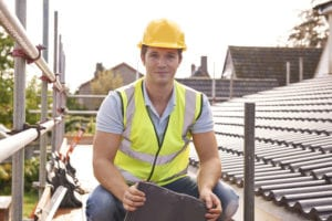 right roofing company roof project