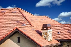 Ceramic Tile Roof Residential Roofers