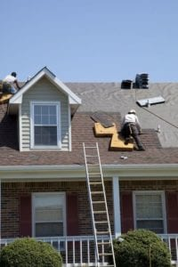 new roof process roofing companies roofers installation
