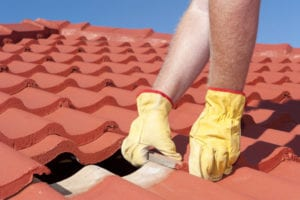 roofers should install repair shingles safety training